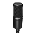 AT2020 Audio-Technica Cardioid Condenser Microphone