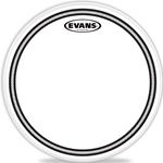 B14EC1RD Evans EC1 Reverse Dot Snare Batter Drum Head, 14""