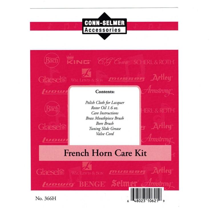 Conn-Selmer Care Kit, French Horn