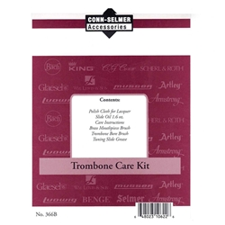 Conn-Selmer Care Kit, Trombone