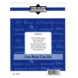 Conn-Selmer Care Kit, Low Brass